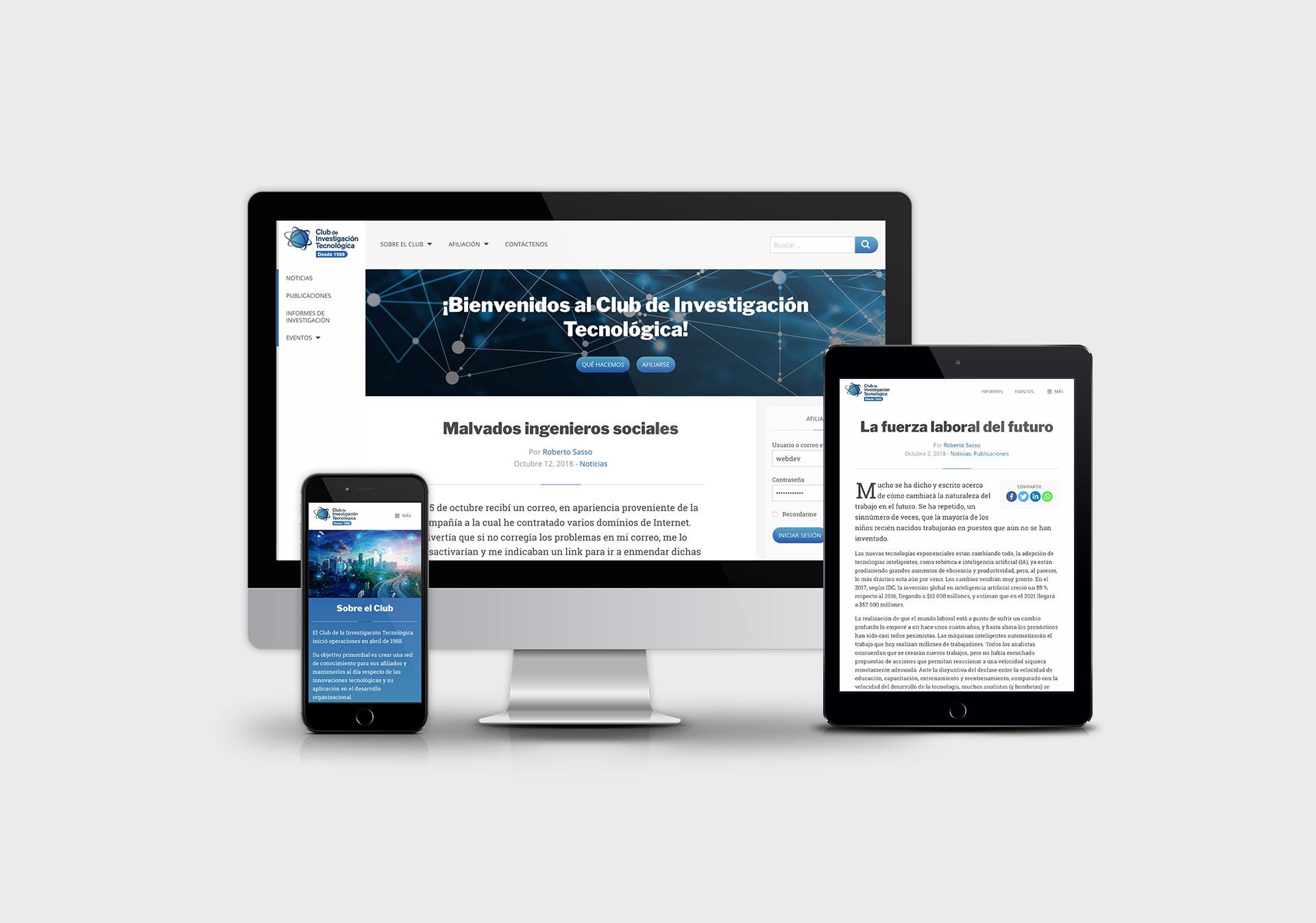 Club de Investigación Tecnológica